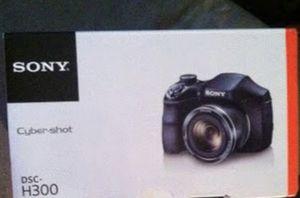 Sony Cyber-Shot Camera DSC-H300 - new in box for Sale in Houston, TX