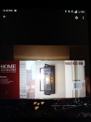 Home decorations collection light for Sale in Denver, CO