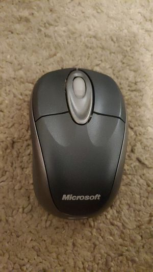 Microsoft wireless mouse for Sale in Battle Ground, WA