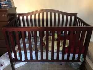 Brown Baby crib for Sale in San Diego, CA