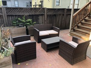 Patio set for Sale in San Jose, CA