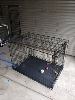 Large dog kennel for Sale in Salinas, CA
