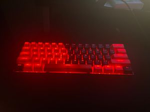 Rk61 gaming keyboard for Sale in Lawton, OK