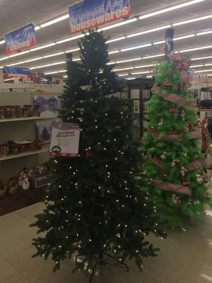 Pre lit Christmas trees for Sale in Paducah, KY