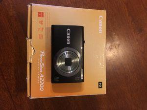 PowerShot A2300 16gb digital camera for Sale in Colorado Springs, CO