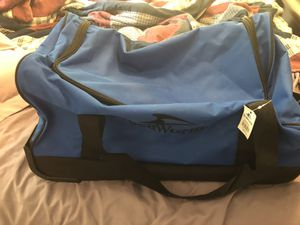 Travel bag with wheels for Sale in Littlestown, PA