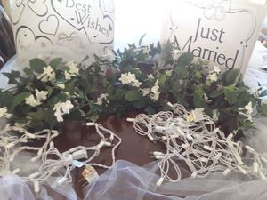Wedding arch ( arbor) decorations for Sale in Downers Grove, IL