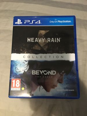 Ps4 heavy rain and beyond collection for Sale in Pasco, WA
