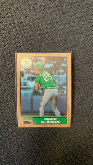 Mark McGwire for Sale in Broomfield, CO