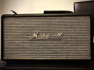 Marshall Stanmore Wireless Bluetooth Speaker for Sale in Newark, NJ