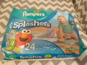 Pampers splashers for Sale in Sunrise Manor, NV