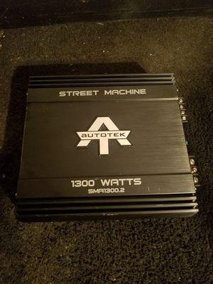 1300 watts amplifier for Sale in Corona, CA