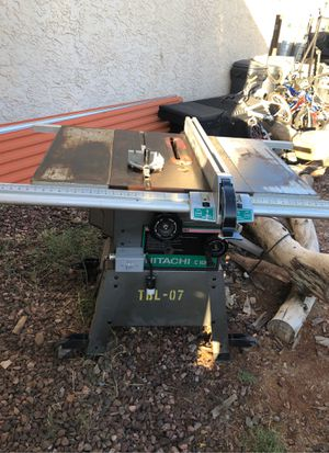 Table saw for Sale in Peoria, AZ