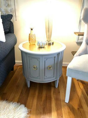 Round End Table for Sale in Annandale, VA