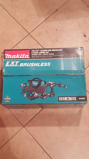 Makita Lxt Brushless Combo Drills for Sale in Hazard, CA