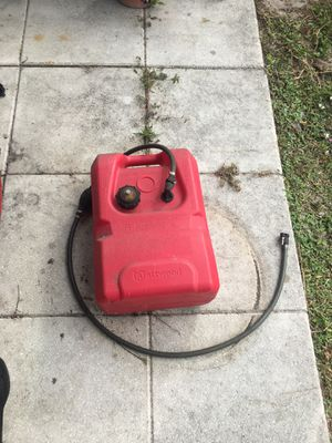 Fuel tank for boat ( small boats) for Sale in Lake Worth, FL