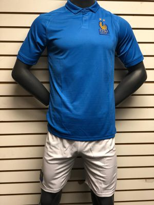 Soccer uniforms uniformes de futbol France home for Sale in Los Angeles, CA