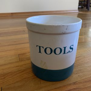 Kitchen tool crock for Sale in Lindenhurst, NY