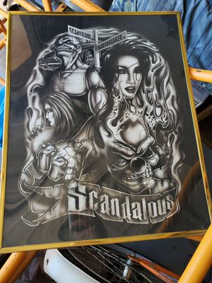 5 Chicano Art Pieces for Sale in Peoria, AZ