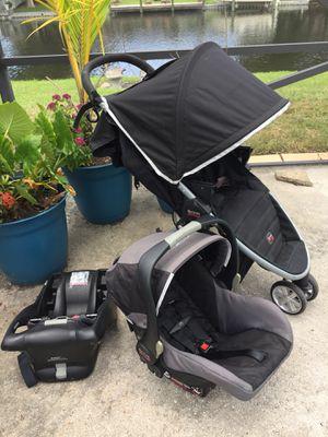 BRITAX B-Agile Lightweight Stroller - Car Seat optional for Sale in West Palm Beach, FL