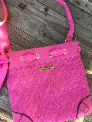Juicy couture bag for Sale in Lynwood, CA