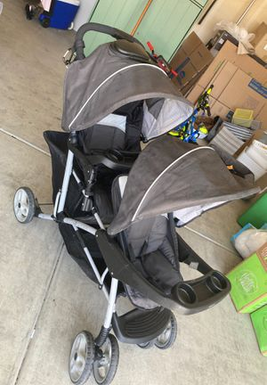 Double stroller for Sale in Discovery Bay, CA