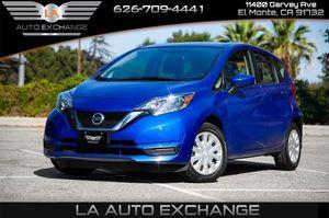 2017 Nissan Versa Note for Sale in El Monte , CA