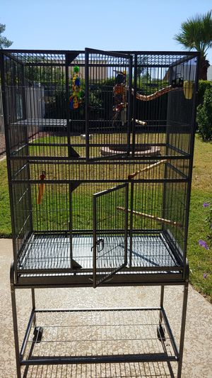 Cage Small Bird for Sale in Phoenix, AZ