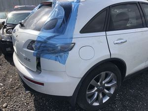 2003-2008 Infiniti FX35 Parts Only for Sale in Gibsonton, FL