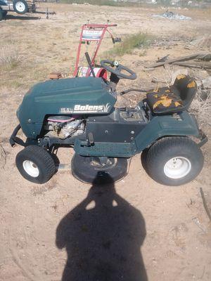 Garden tractor not working for Sale in Hesperia, CA