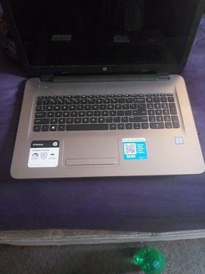 Hp notebook laptop for Sale in Gaithersburg, MD