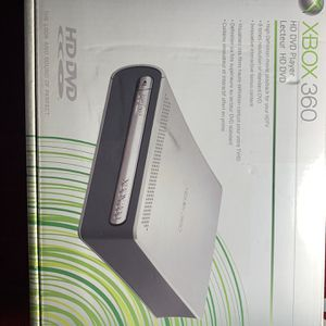 Xbox 360 HD DVD PLAYER for Sale in Hartford, CT