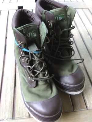 Orvis sz 11 fly fishing boots excellent condition for Sale in Atlanta, GA