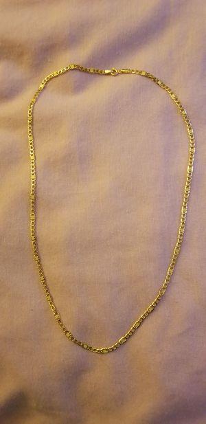 18 karat gold necklace for Sale in San Diego, CA