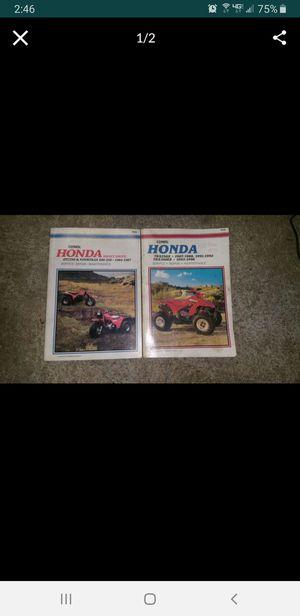 Honda repair books for Sale in LaGrange, OH