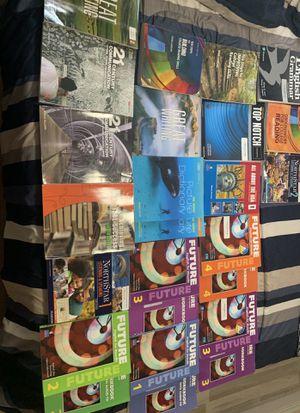 College English books / libros de ingles de college for Sale in Miramar, FL
