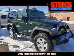 2011 Jeep Wrangler for Sale in Westminster, CO