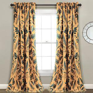 Half Moon Room Darkening Curtains for Sale in Strathmore, CA