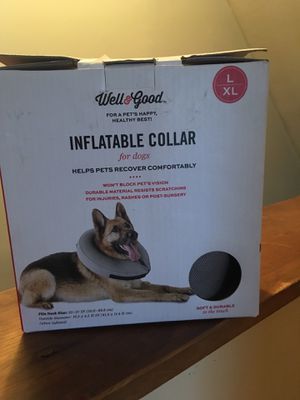 Inflatable Dog Collar for Sale in Cashmere, WA