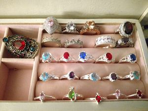 Rings and Other Jewelry for Sale in Yuma, AZ