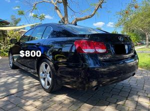 2010🍀Lexus GS Sedan🍀Loaded RWD No Issues-For Sale!!!-$800 for Sale in Garden Grove, CA