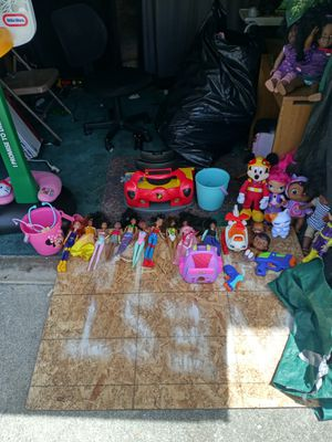 Toys for boys and girls for Sale in Oakland, CA