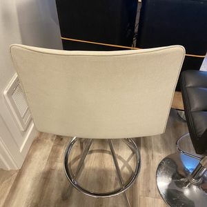 1-Used Swivel Bar Stools - $20 for Sale in Seattle, WA