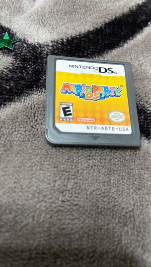 DS Mario party buenas condiciones no box for Sale in San Bernardino, CA