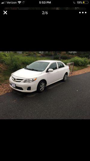 2012 Toyota Corolla for Sale in East Longmeadow, MA
