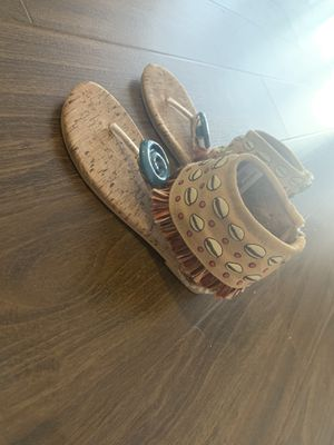 Moana sandals size 9/10 for Sale in Pasadena, CA