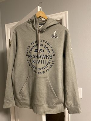 Nike Seahawks Sweater Size Large for Sale in Tacoma, WA