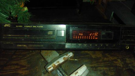 JVC XL-Compact Disc player for Sale in Crewe,  VA