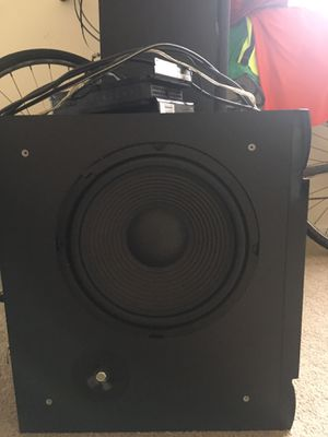 A perfect sound system for home and outdoor parties for Sale in Springfield, VA