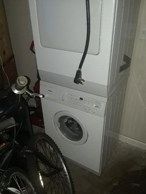 Side by side washer and dryer for Sale in Sarasota, FL